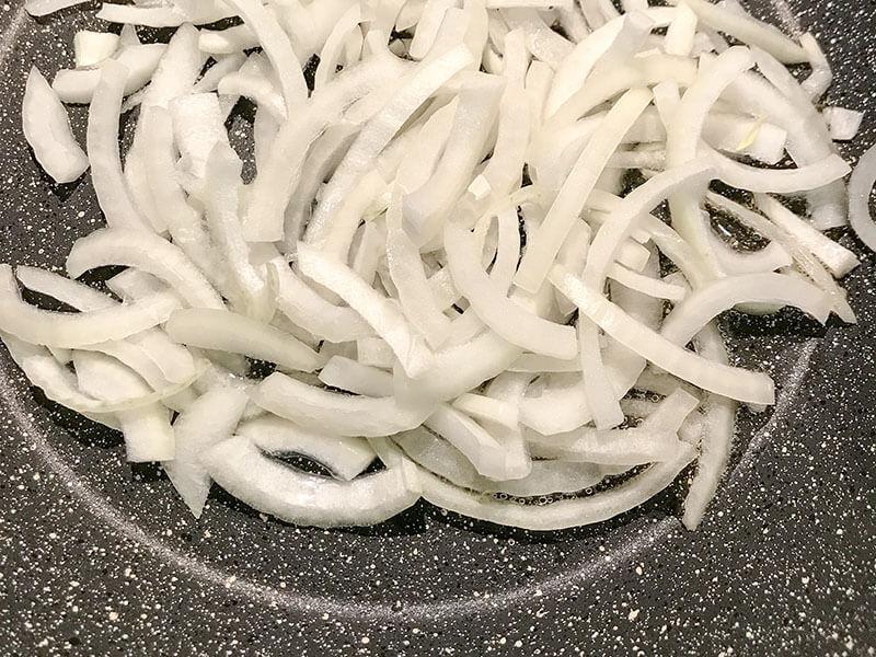 NG牛肉炒洋蔥