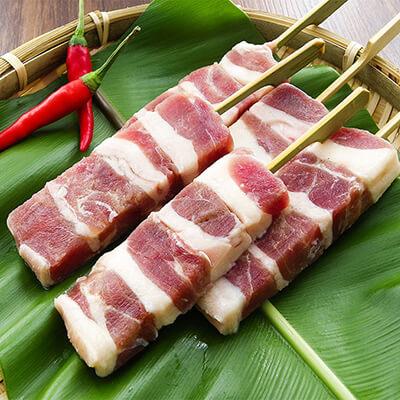櫻桃鴨肉串 5串入