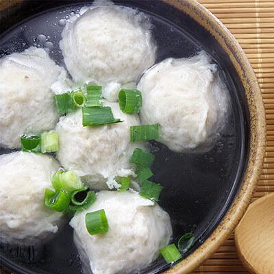 虱目魚丸 250g(免運)