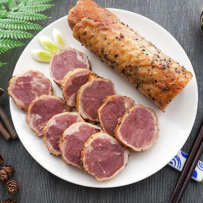 煙燻櫻桃鴨肉卷 400g(免運)