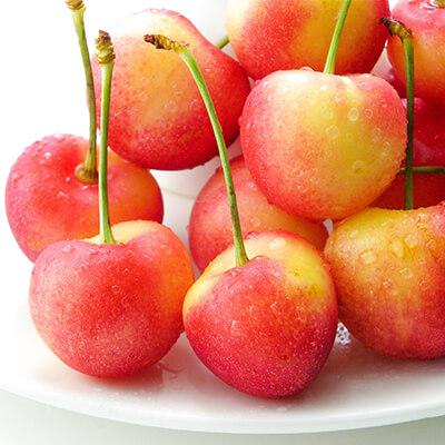 紐西蘭白櫻桃(2kg/盒)