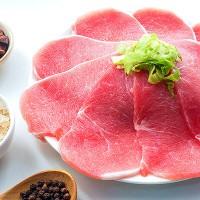 《免運》嚴選台灣里肌豬肉片(600g/盤)