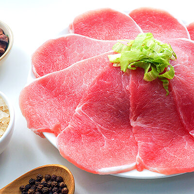 嚴選台灣里肌豬肉片