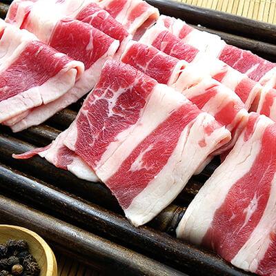 美國五花牛肉火鍋片(免運)