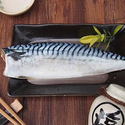 小資薄鹽鯖魚L級(免運)