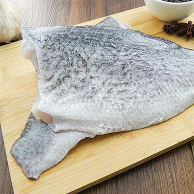 金目鱸魚排 175g(免運)