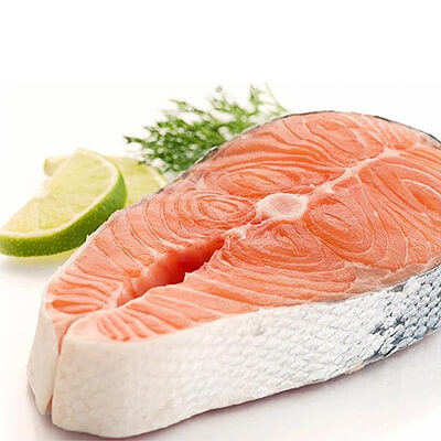 鮭魚片厚切 250g
