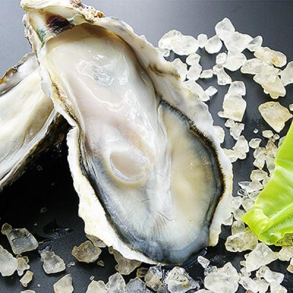 牡蠣 帶殼