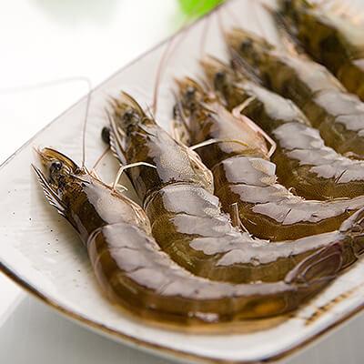 白蝦 300g(免運)
