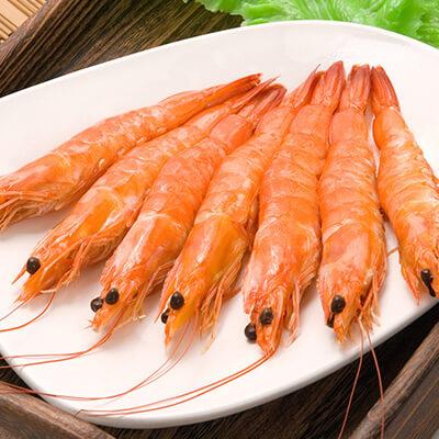 熟白蝦 1kg(免運)