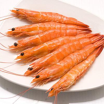 熟白蝦 250g