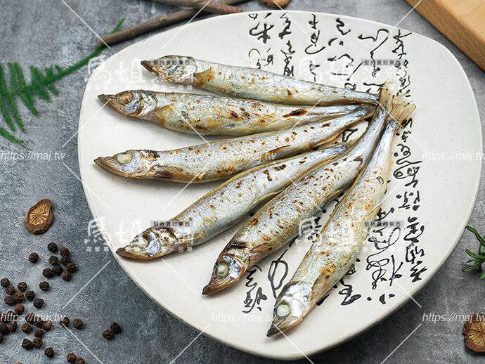 柳葉魚喜相逢 200g