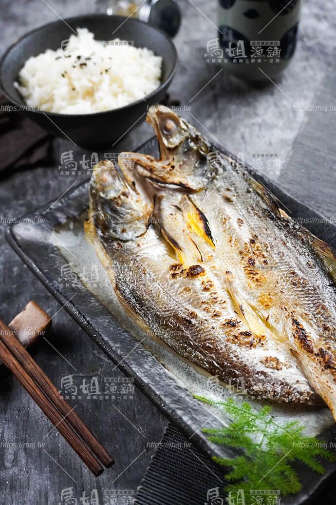 午仔魚一夜干